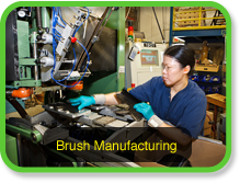 Brush Manufacturing